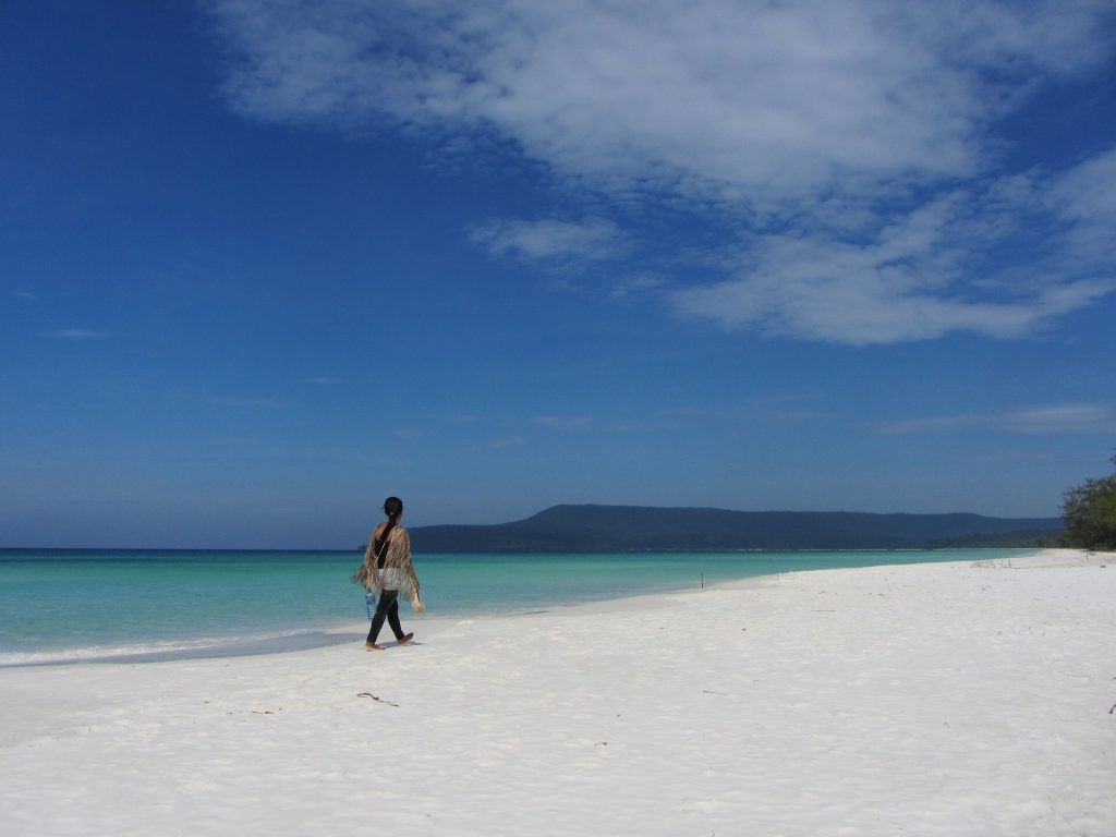 Koh Rong y sus playas
